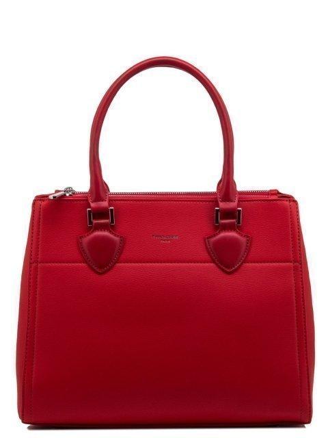 Красная сумка классическая David Jones - 2071.00 руб