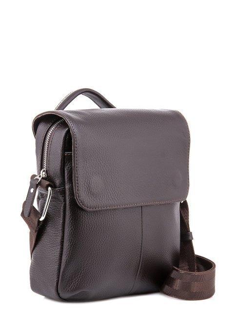 Коричневая сумка планшет S.Lavia (Славия) - артикул: 0053 12 12 - ракурс 1