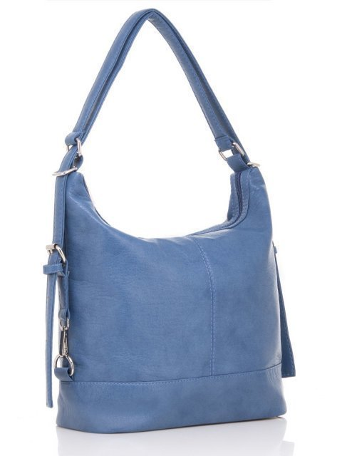Синяя сумка мешок S.Lavia (Славия) - артикул: 869 601 70 - ракурс 1