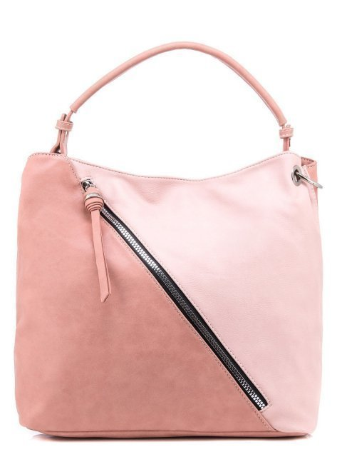 Розовая сумка мешок David Jones - 1500.00 руб