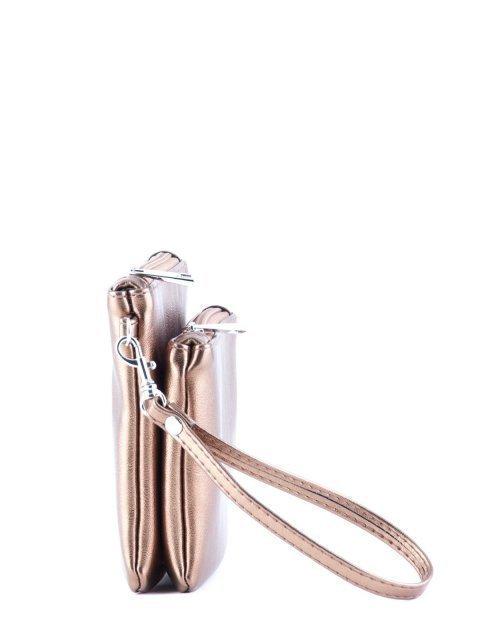 Золотая сумка планшет S.Lavia (Славия) - артикул: 893 920 56 - ракурс 2