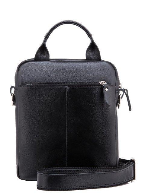 Чёрная сумка планшет S.Lavia (Славия) - артикул: 0056 10 01 - ракурс 3