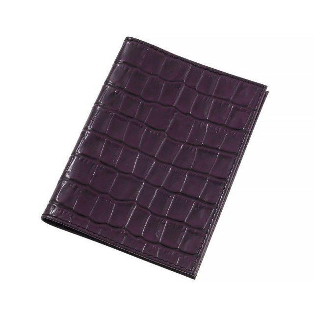 Фиолетовая обложка для документов S.Lavia - 699.00 руб