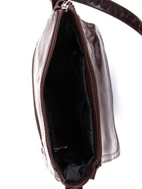 Коричневая сумка планшет S.Lavia (Славия) - артикул: 501 048 12 - ракурс 4