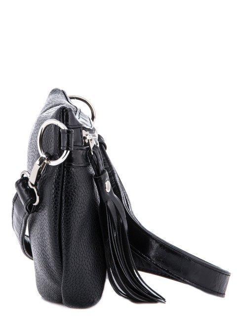 Чёрная сумка на пояс S.Lavia (Славия) - артикул: 1006 902 01 - ракурс 3