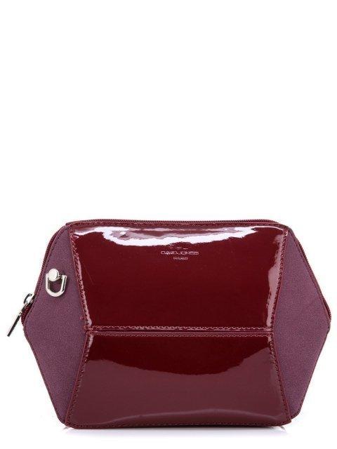 Бордовая сумка планшет David Jones - 756.00 руб