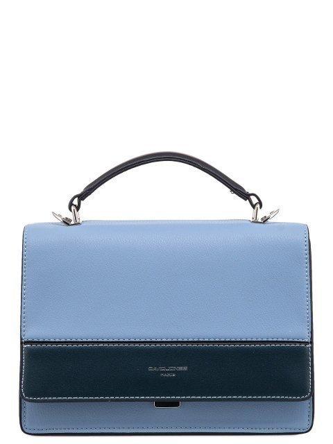 Голубой портфель David Jones - 1679.00 руб