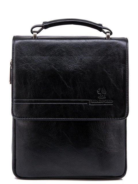 Чёрная сумка планшет Bradford - 2799.00 руб