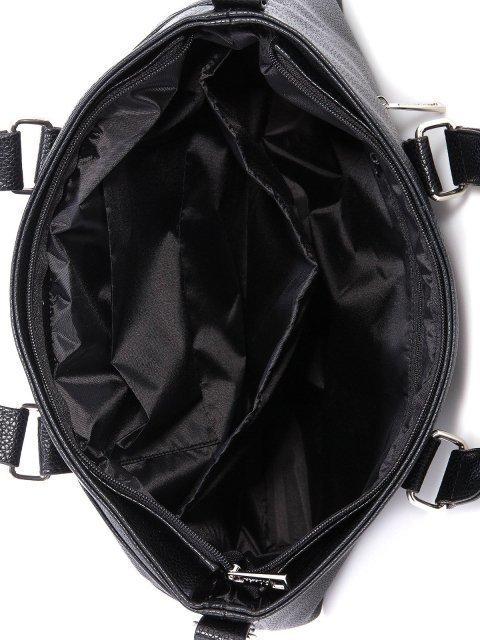 Чёрная сумка классическая S.Lavia (Славия) - артикул: 963 902 01 - ракурс 4