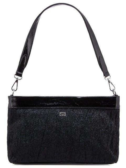 Чёрная сумка планшет Fabbiano - 1250.00 руб