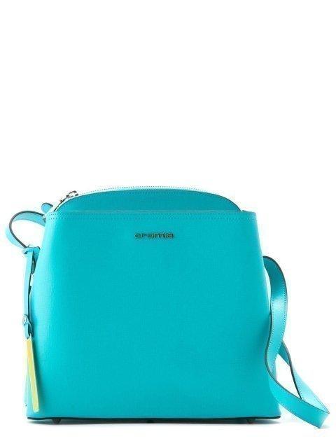 Бирюзовая сумка планшет Cromia - 8950.00 руб
