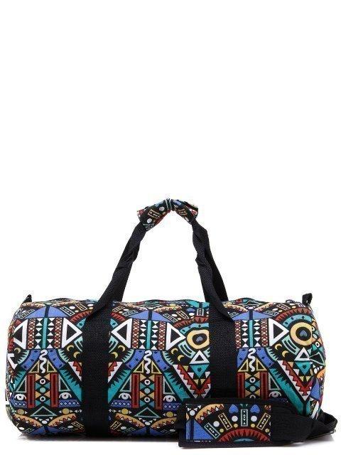 Голубая дорожная сумка Sarabella (Sarabella) - артикул: 0К-00002774 - ракурс 3