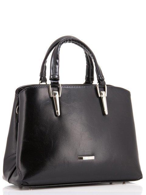 Чёрная сумка классическая S.Lavia (Славия) - артикул: 743 586 01 - ракурс 1