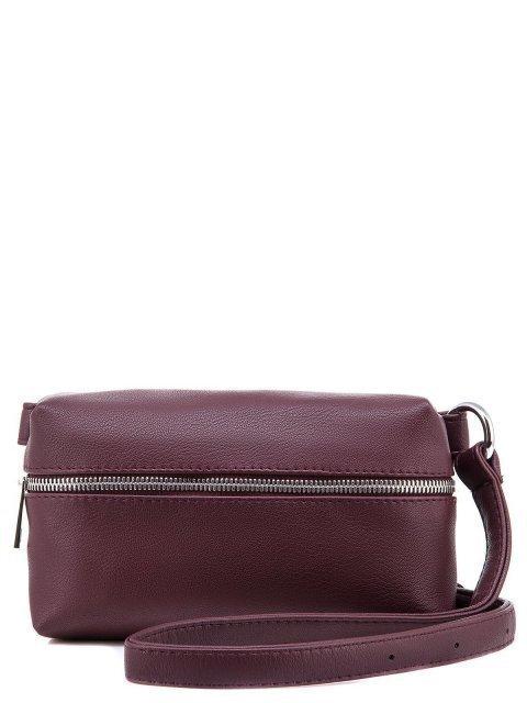 Бордовая сумка на пояс S.Lavia - 1299.00 руб