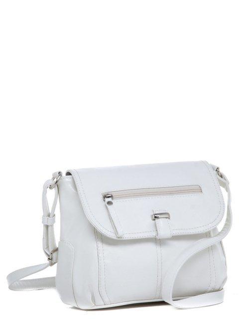 Белая сумка планшет S.Lavia (Славия) - артикул: 750 048 10 - ракурс 2