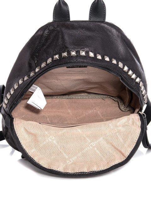 Чёрный рюкзак David Jones (Дэвид Джонс) - артикул: К0000033893 - ракурс 4