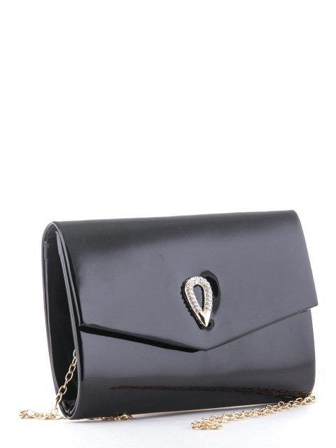 Чёрная сумка планшет Angelo Bianco (Анджело Бьянко) - артикул: К0000026598 - ракурс 1