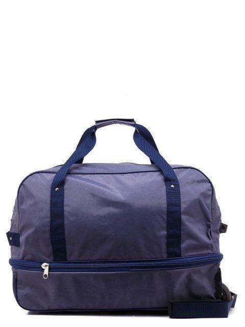 Серый чемодан Lbags (Эльбэгс) - артикул: К0000013255 - ракурс 3