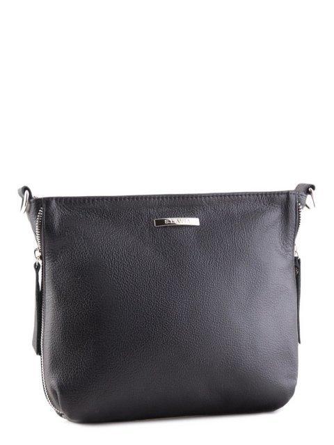 Чёрная сумка планшет S.Lavia (Славия) - артикул: 0015 13 01 - ракурс 2