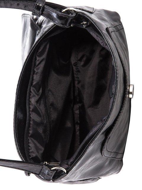 Чёрная сумка планшет S.Lavia (Славия) - артикул: 750 55 01 - ракурс 4