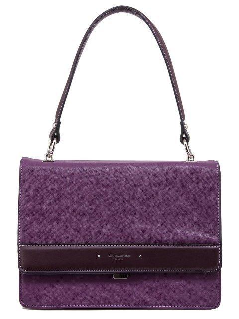 Фиолетовый портфель David Jones - 1450.00 руб