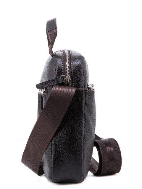 Коричневая сумка планшет S.Lavia (Славия) - артикул: 0038 12 12 - ракурс 2