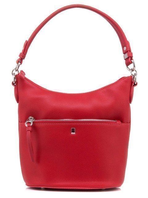 Красная сумка планшет David Jones - 950.00 руб
