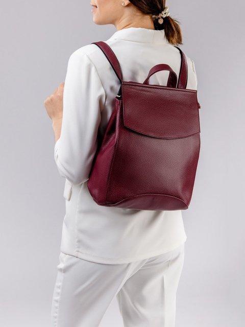 Бордовый рюкзак S.Lavia (Славия) - артикул: 779 902 03 - ракурс 6