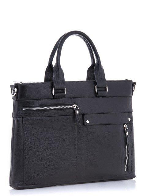 Чёрная сумка классическая S.Lavia (Славия) - артикул: 0026 12 01 - ракурс 1
