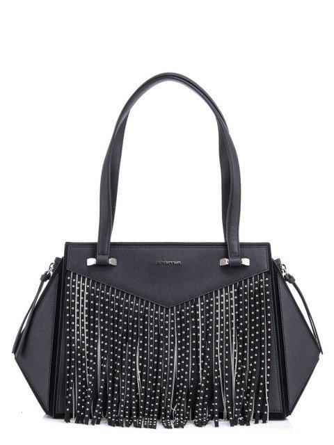 Чёрная сумка классическая Cromia - 11334.00 руб