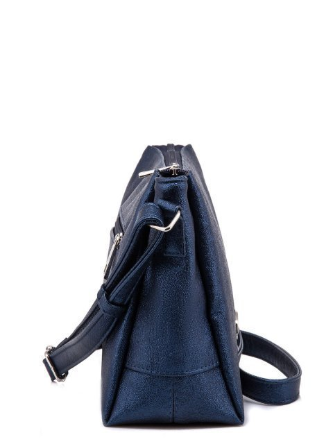 Синяя сумка планшет S.Lavia (Славия) - артикул: 500 571 72 - ракурс 3