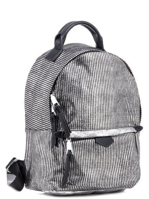 Чёрный рюкзак Domenica (Domenica) - артикул: 0К-00002075 - ракурс 1