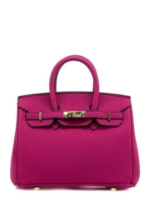 Розовая сумка классическая Angelo Bianco - 1250.00 руб