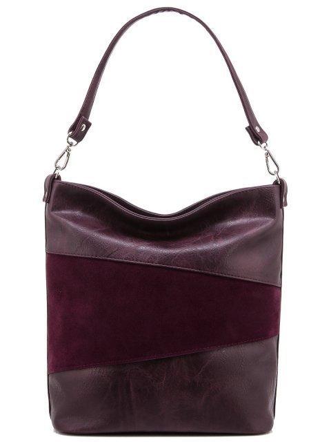 Бордовая сумка мешок S.Lavia - 1839.00 руб