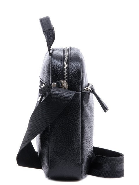 Чёрная сумка планшет S.Lavia (Славия) - артикул: 0038 12 01 - ракурс 3