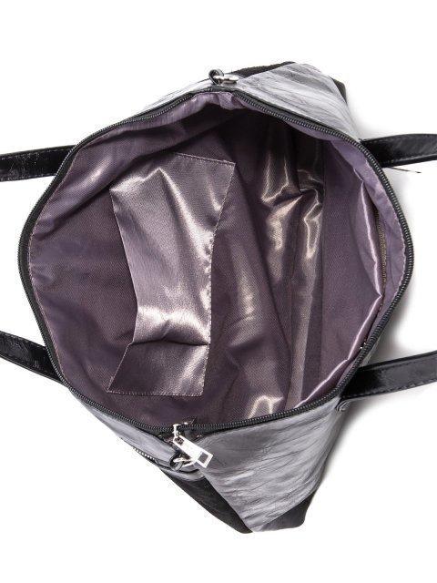 Чёрная сумка классическая S.Lavia (Славия) - артикул: 1035 99 01 - ракурс 6