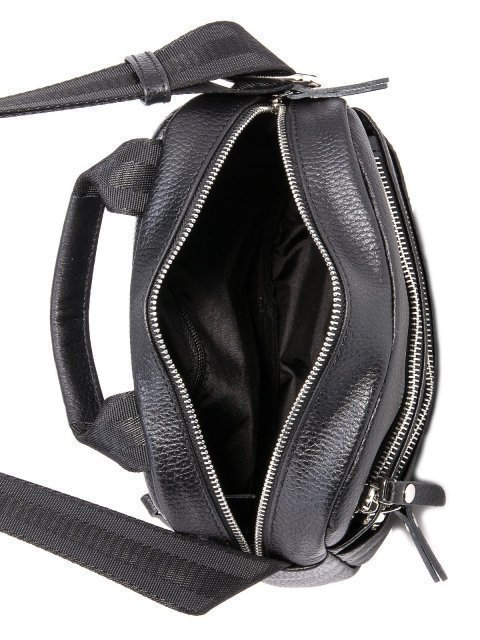 Чёрная сумка планшет S.Lavia (Славия) - артикул: 0039 12 01 - ракурс 4