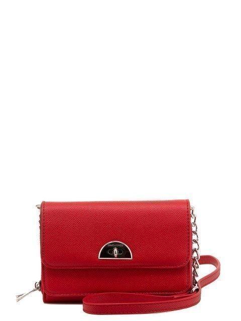 Красная сумка планшет David Jones - 999.00 руб