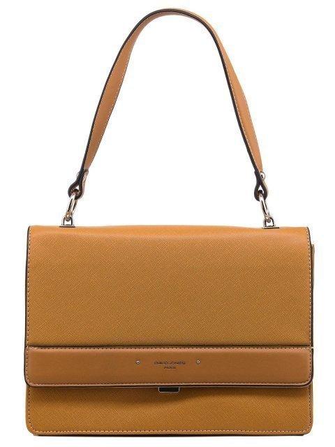 Жёлтый портфель David Jones - 1450.00 руб