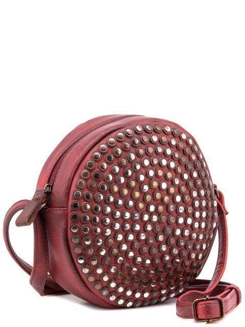 Красный кросс-боди Domenica (Domenica) - артикул: 0К-00002068 - ракурс 1