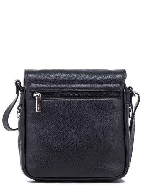 Чёрная сумка планшет Giudi (Джуди) - артикул: К0000030701 - ракурс 3