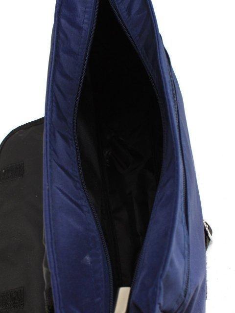 Синяя сумка планшет S.Lavia (Славия) - артикул: Т035 00 70 - ракурс 3