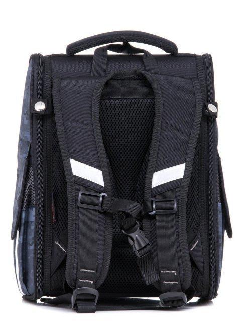 Серый рюкзак Winner (Виннер) - артикул: К0000030839 - ракурс 3