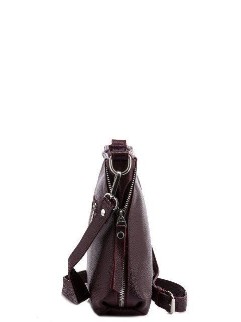Бордовая сумка планшет S.Lavia (Славия) - артикул: 0015 13 03 - ракурс 3