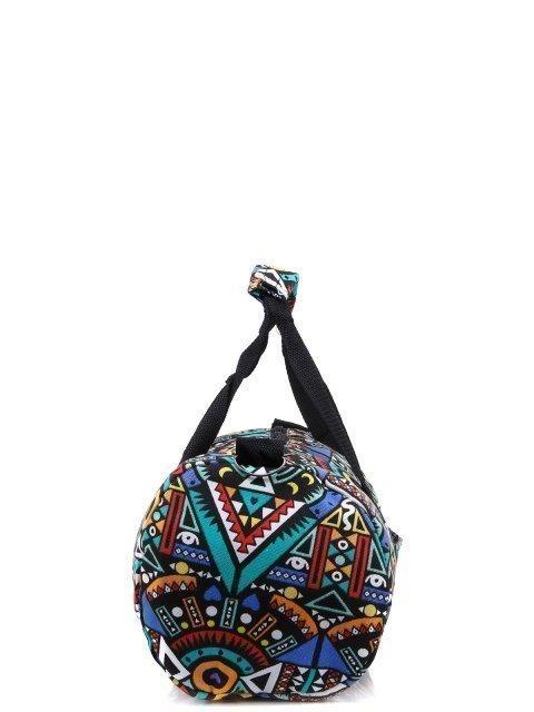 Голубая дорожная сумка Sarabella (Sarabella) - артикул: 0К-00002774 - ракурс 2