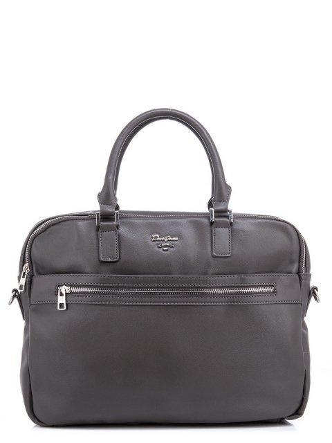 Серая сумка классическая David Jones - 1196.00 руб