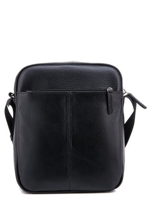 Чёрная сумка планшет S.Lavia (Славия) - артикул: 0036 12 01 - ракурс 3