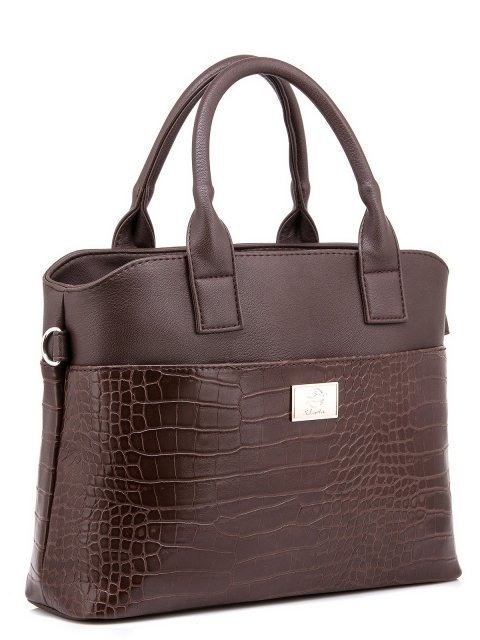 Коричневая сумка классическая S.Lavia (Славия) - артикул: 507 206 02 - ракурс 1
