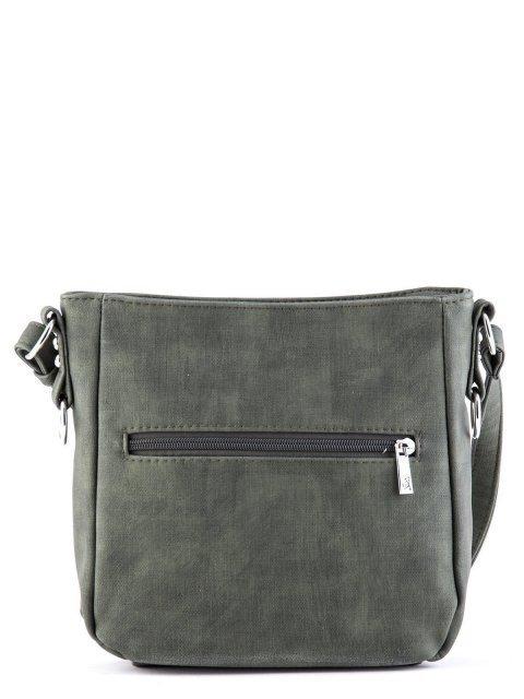 Зелёная сумка планшет S.Lavia (Славия) - артикул: 777 619 31 - ракурс 3