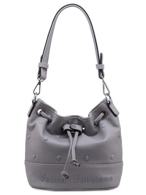 Серая сумка планшет Fabbiano - 1499.00 руб